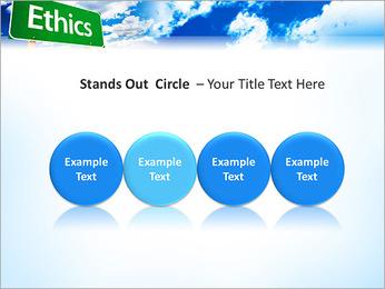 Ethics PowerPoint Template - Slide 56