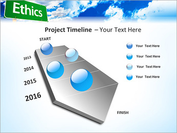 Ethics PowerPoint Template - Slide 6