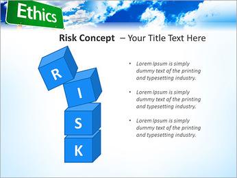 Ethics PowerPoint Template - Slide 61