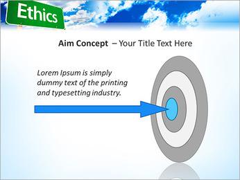 Ethics PowerPoint Template - Slide 63