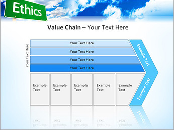 Ethics PowerPoint Template - Slide 7