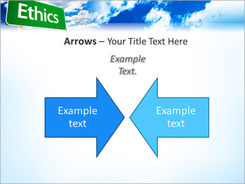 Ethics PowerPoint Template - Slide 70