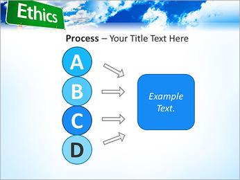 Ethics PowerPoint Template - Slide 74