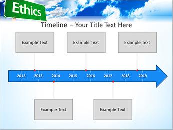 Ethics PowerPoint Template - Slide 8