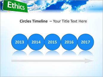 Ethics PowerPoint Template - Slide 9