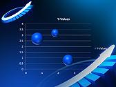 Blue Light Arrow Animated PowerPoint Template - Slide 28