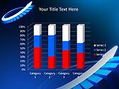 Blue Light Arrow Animated PowerPoint Template - Slide 29