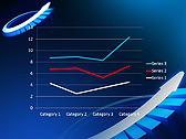 Blue Light Arrow Animated PowerPoint Templates - Slide 31