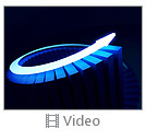 Blue Light Arrow Videos