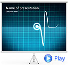 Cardiology Scheme Animated PowerPoint Templates