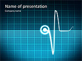 Cardiology Scheme Animated PowerPoint Template - Slide 1