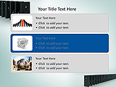 Domino Set Animated PowerPoint Template - Slide 8