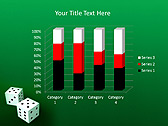 Two Playing Dies Animated PowerPoint Template - Slide 29