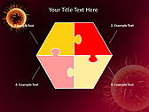 Orange Microorganism Animated PowerPoint Template - Slide 11