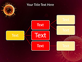 Orange Microorganism Animated PowerPoint Template - Slide 22