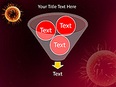 Orange Microorganism Animated PowerPoint Templates - Slide 24
