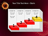 Orange Microorganism Animated PowerPoint Template - Slide 7