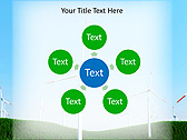 Windmills In The Field Animated PowerPoint Template - Slide 21