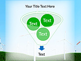 Windmills In The Field Animated PowerPoint Template - Slide 24