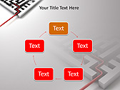 Complicated Labyrintgh Animated PowerPoint Template - Slide 13