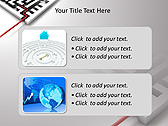 Complicated Labyrintgh Animated PowerPoint Template - Slide 9