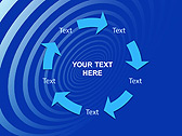 Spinning Circle Animated PowerPoint Templates - Slide 20