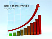 Multi-colored Diagram Animated PowerPoint Template - Slide 1