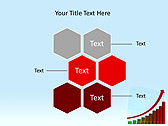 Multi-colored Diagram Animated PowerPoint Template - Slide 12