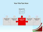 Multi-colored Diagram Animated PowerPoint Template - Slide 19