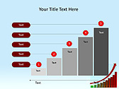 Multi-colored Diagram Animated PowerPoint Template - Slide 33
