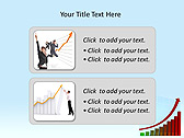 Multi-colored Diagram Animated PowerPoint Template - Slide 9
