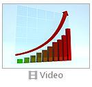 Multi-colored Diagram Video