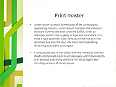 Arrow Abstraction Animated PowerPoint Template - Slide 35
