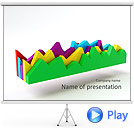 Colorful Diagram Animated PowerPoint Template