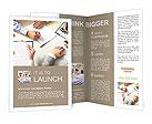 Office Work Brochure Templates