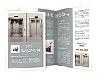Lift Brochure Template