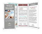 Financial Discussion Brochure Templates