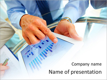 Business Discussion PowerPoint Template