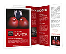 Competition In Business Brochure Templates
