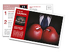 Competition In Business Postcard Templates