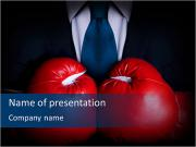 Competition In Business PowerPoint Templates