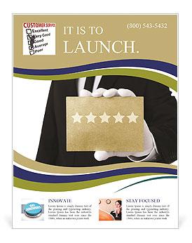 Luxury Hotel Flyer Template Design Id 0000007826 Smiletemplates Com