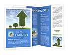 Eco Diagram Brochure Templates