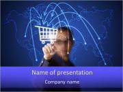 Покупка в Интернете Шаблоны презентаций PowerPoint