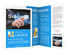 Business Solution Brochure Template