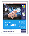 Business Solution Poster Templates