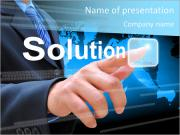 Business Solution PowerPoint Templates