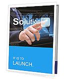 Business Solution Presentation Folder