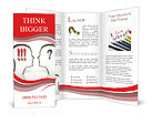 Question And Exclamatory Mark Brochure Templates