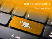 Logistic Service PowerPoint Templates